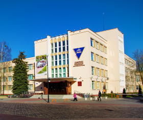 Universities of Grodno
