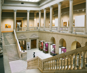 the National Art Museum